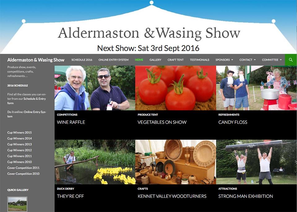 Aldermaston & Wasing Show