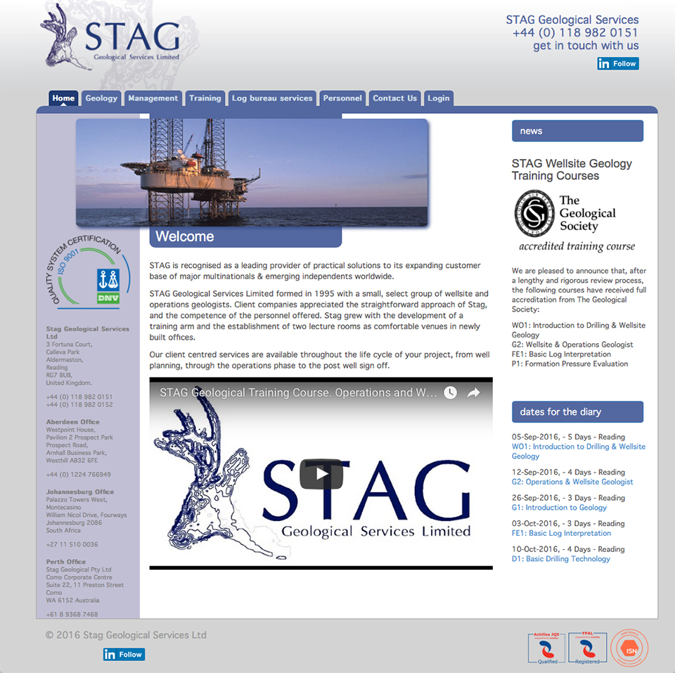 Stag Geological