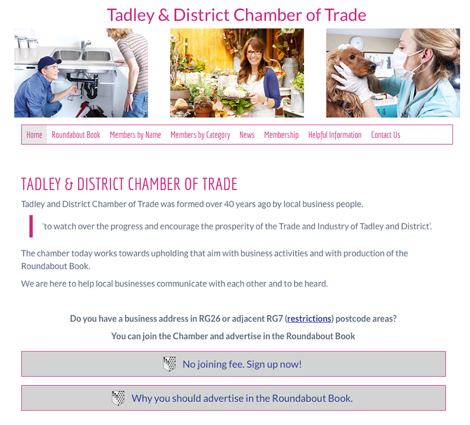 Tadley & District Chamber of Trade