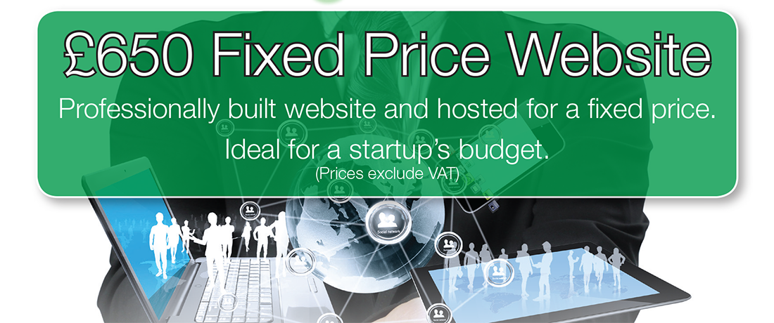 Fixed Price Websites